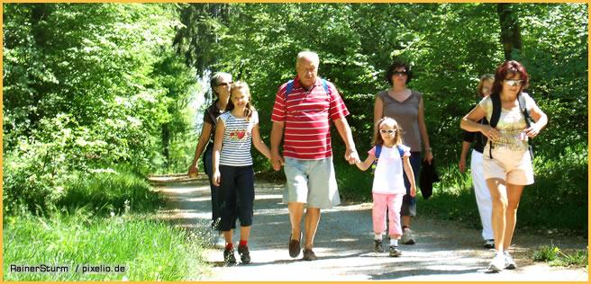 Nutzen Sie Ihren Kurzurlaub in unserer Gasthof-Pension Schnorbus f�r Wanderungen in der herrlichen Sauerl�nder Bergwelt.